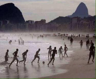 حس و حال خوبی ست جریان خوشایند زندگی عصرگاهی ساحل های ریو