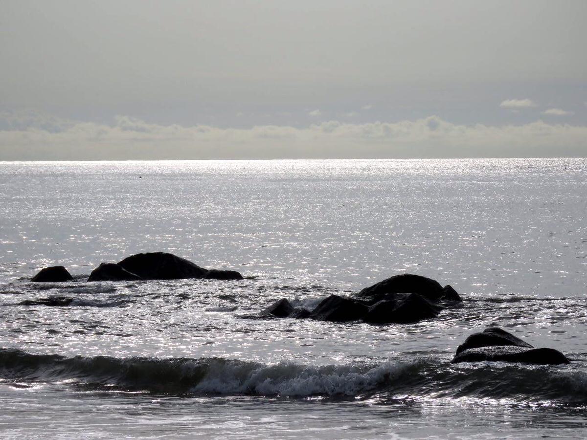 ساحل هایش اما محشرترند، خدایگان آسایش و آرامش، آن هم گاه غروب...