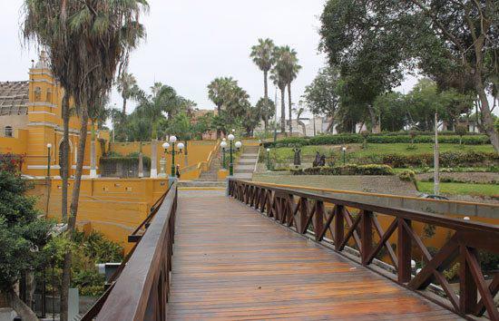 پل چوبی آرزوها