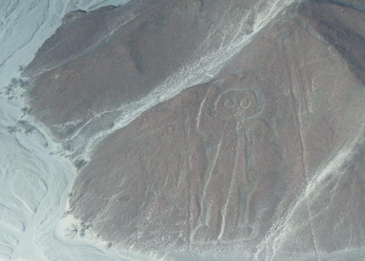 فضانوردش می نامند، همان که آرمیده و لمیده بر دامنه کوهی، قدش کوتاه نیست، ٣٨ متر، هم اندازه مجسمه مسیح در شهر ریو!