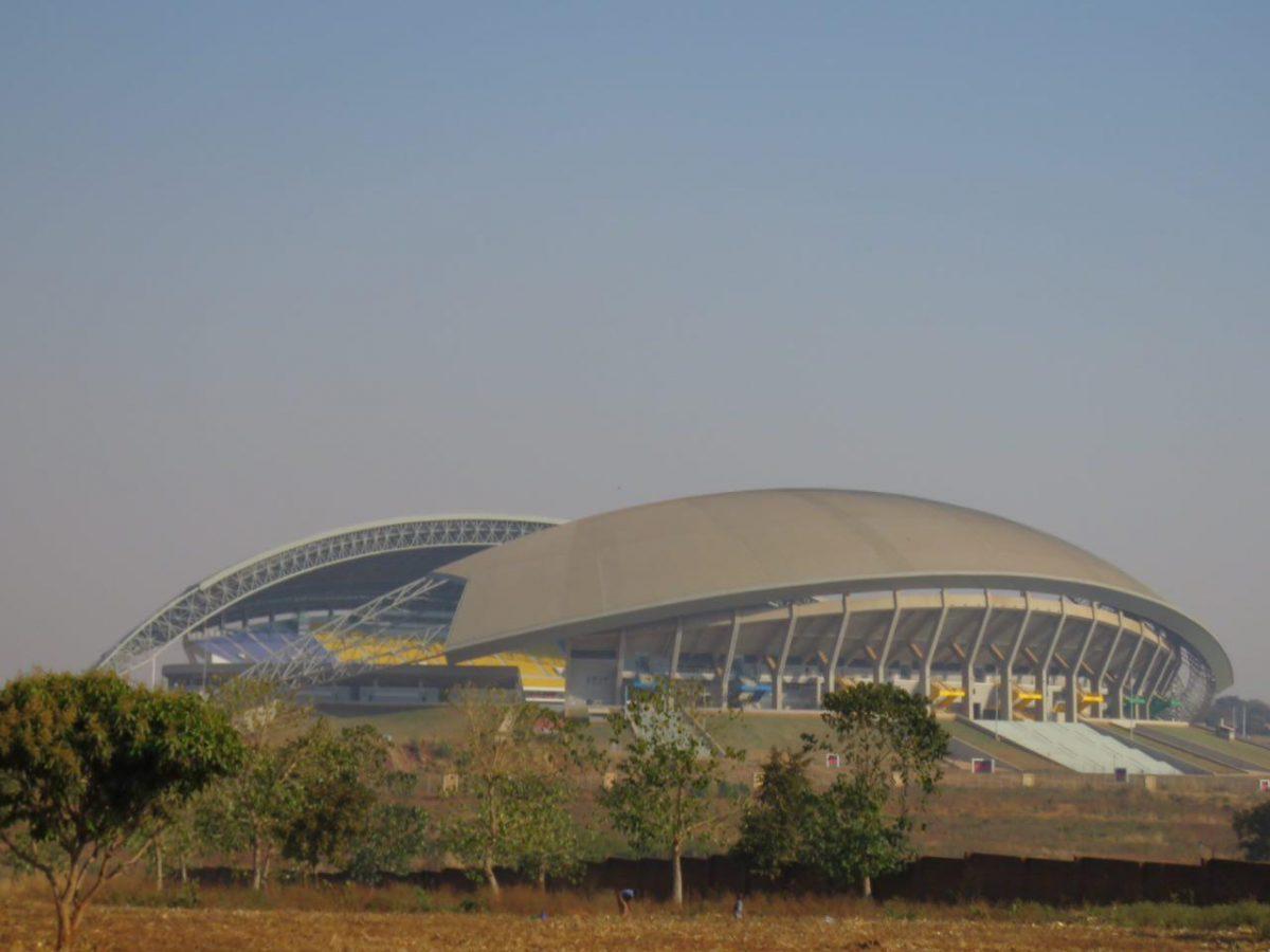 ورزشگاه ملی مالاوی که به تازگی افتتاح شده است، همین پیش پای من شاید!